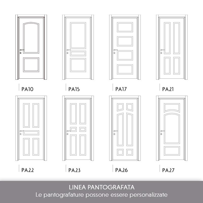 LINEA PANTOGRAFATA